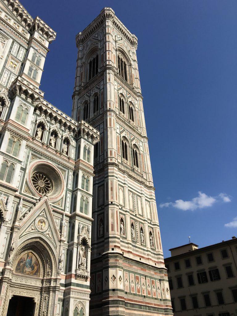 Duomo Tower Florence