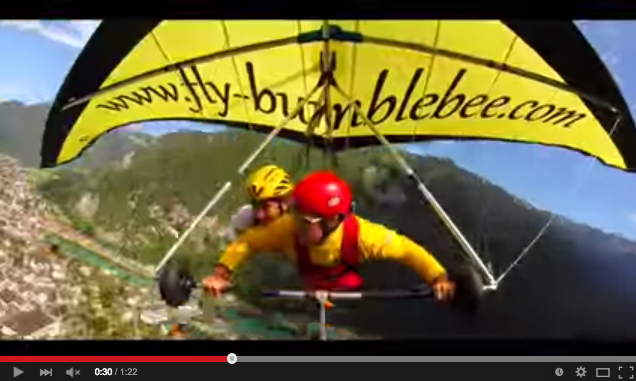Paragliding in Europe