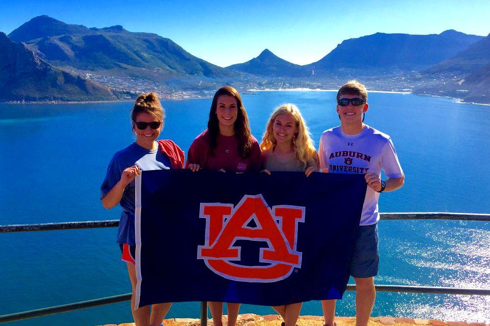 Auburn students