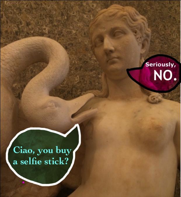 Rome statue