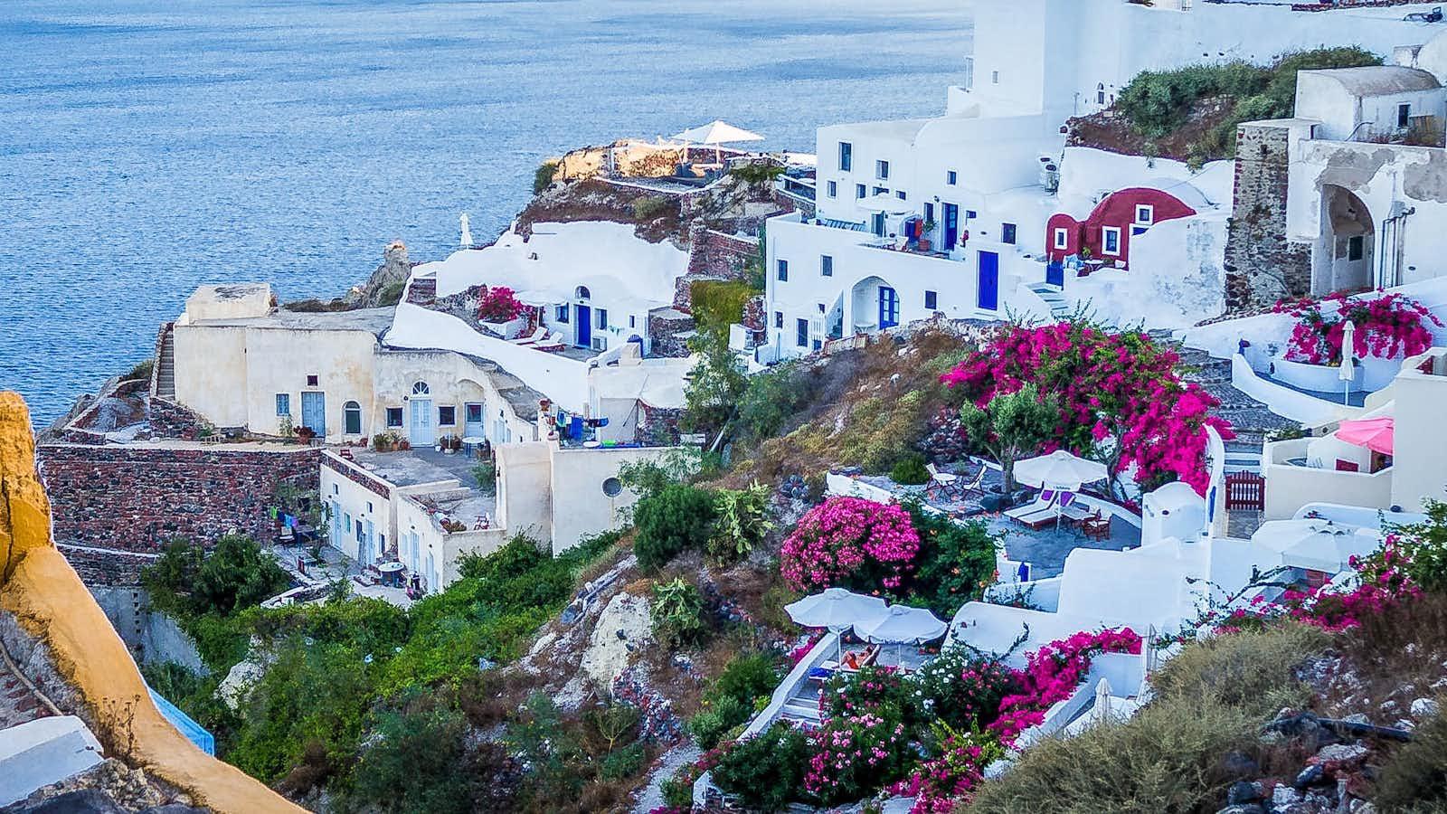 Greece Oia