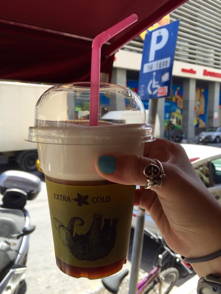 Coffee in Greece