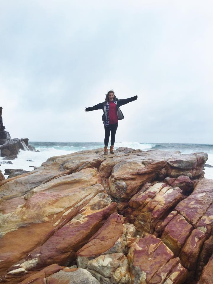 Visiting Cape Point