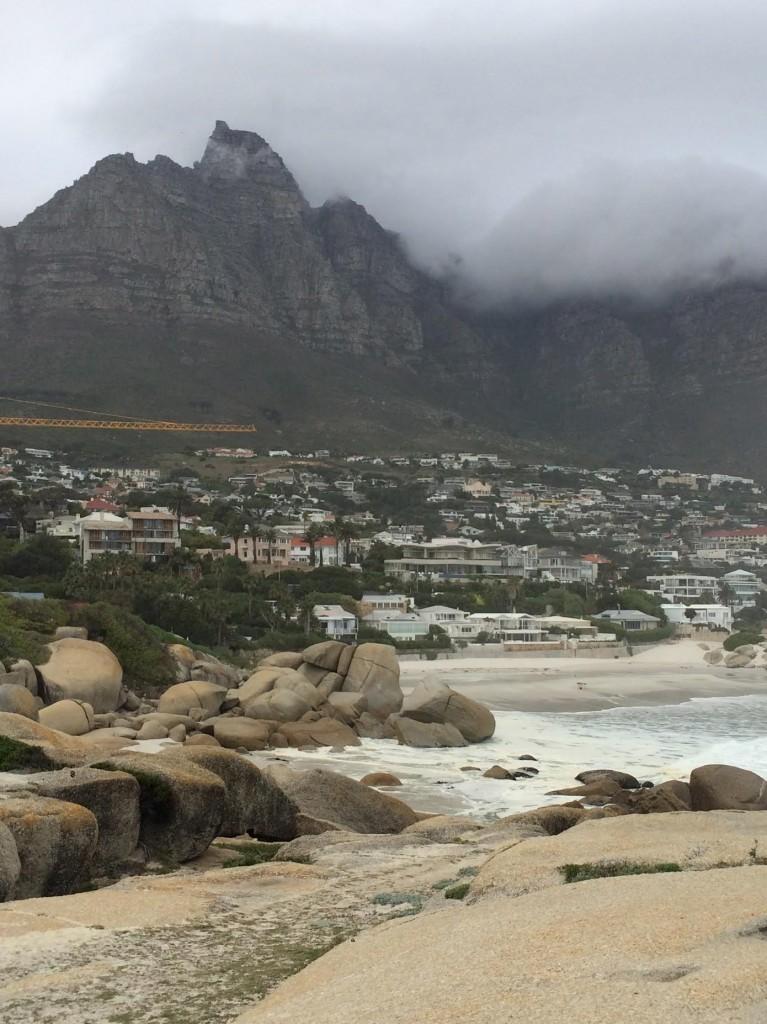 Beautiful scenery in Cape Town