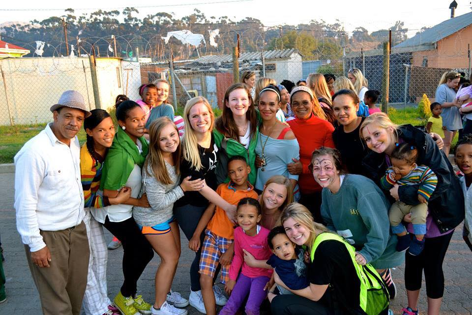 Service Week in Cape Town